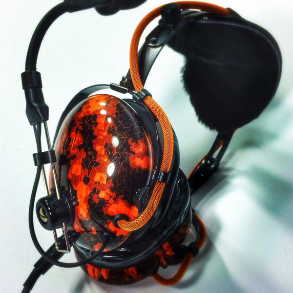 Arcus ANR Aviation Headset - Defected
