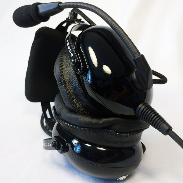 Arcus ANR Aviation Headset - Original Colors - Wired Active Noise Canceling Aviation Headset - The Squawk Shoppe - 17