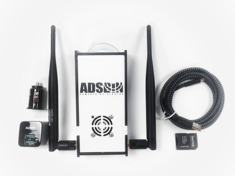 ADSBIN Stratux EFB ADS-B Receiver - Electronic Flight Bag - EFB - The Squawk Shoppe - 1