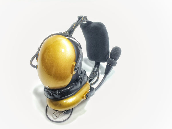 Arcus ANR Aviation Headset - Metallics - Wired Active Noise Canceling Aviation Headset - The Squawk Shoppe - 18