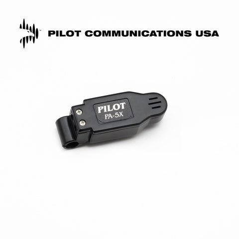 Aviation Headset Electret Noise Canceling Microphone - 5X - Aviation Headset Accessories - The Squawk Shoppe
