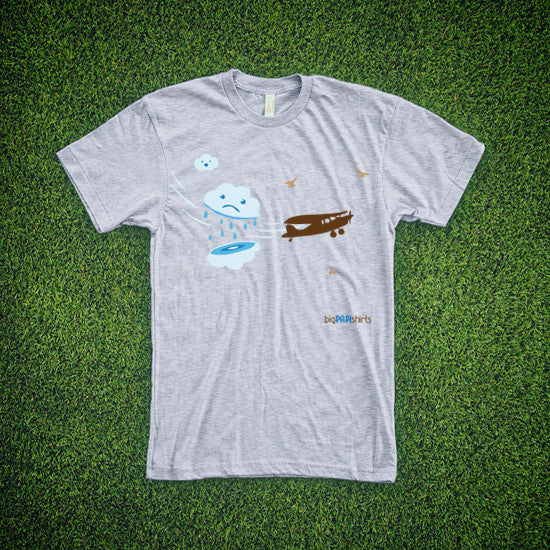 Aviation T-Shirt - Cloud Cutter - T-Shirts - The Squawk Shoppe - 5