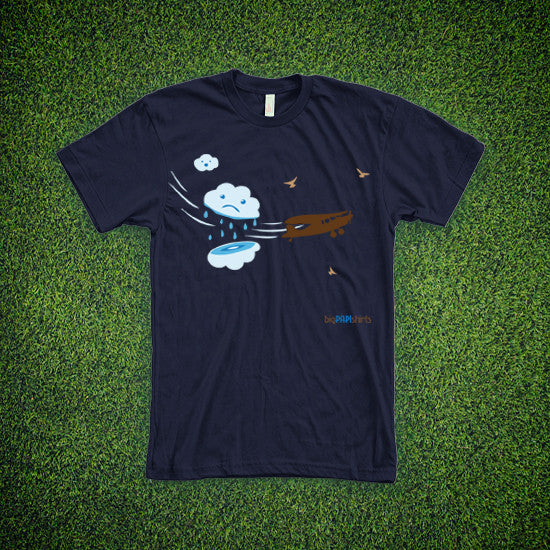 Aviation T-Shirt - Cloud Cutter - T-Shirts - The Squawk Shoppe - 7