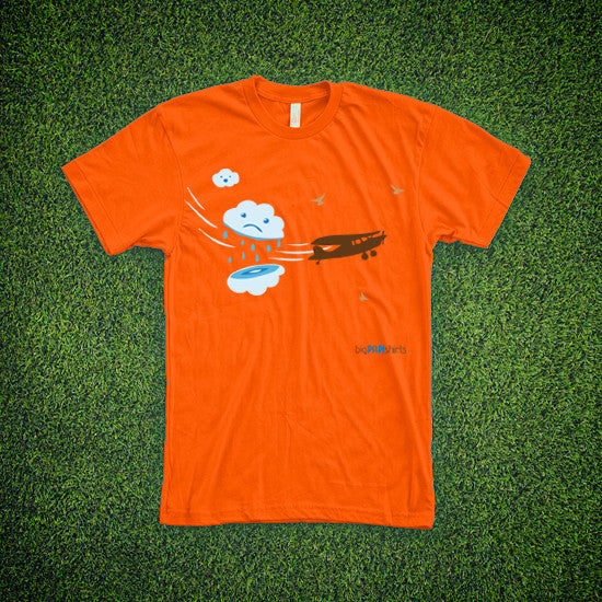 Aviation T-Shirt - Cloud Cutter - T-Shirts - The Squawk Shoppe - 8