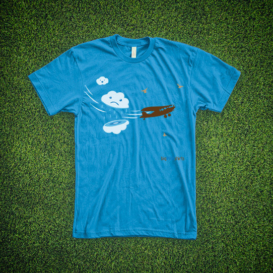 Aviation T-Shirt - Cloud Cutter - T-Shirts - The Squawk Shoppe - 9