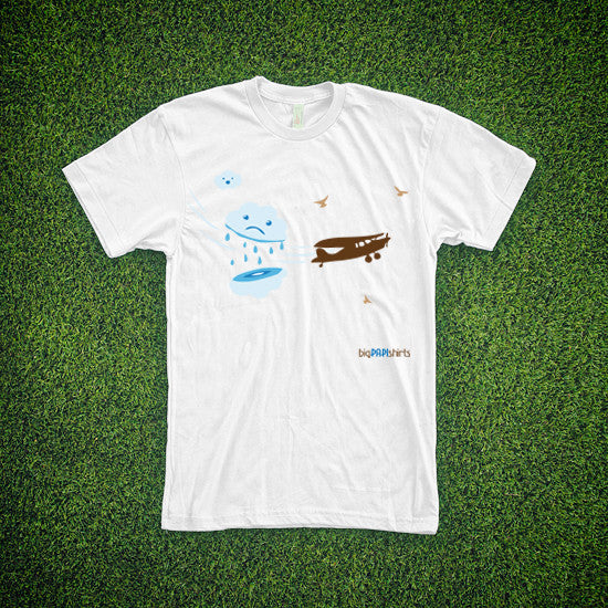 Aviation T-Shirt - Cloud Cutter - T-Shirts - The Squawk Shoppe - 10