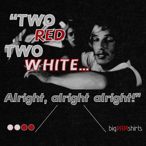 Aviation T-Shirt - 2 Red 2 White - T-Shirts - The Squawk Shoppe - 1