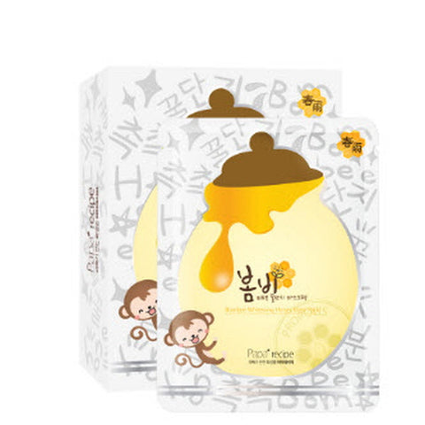 Picture of BOMBEE White Honey Sheet Mask 10 sheets