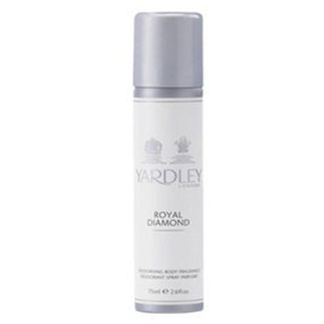 Picture of Yardley London Royal Diamond Body Spray 75ml