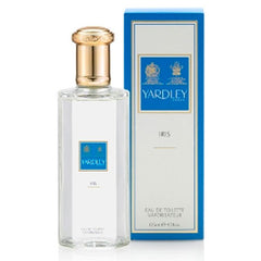 Yardley London Iris Eau de Toilette Natural Spray
