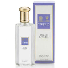Yardley London English Lavender Eau de Toilette Natural Spray