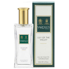 Yardley London Lily of the Valley Eau de Toilette Natural Spray