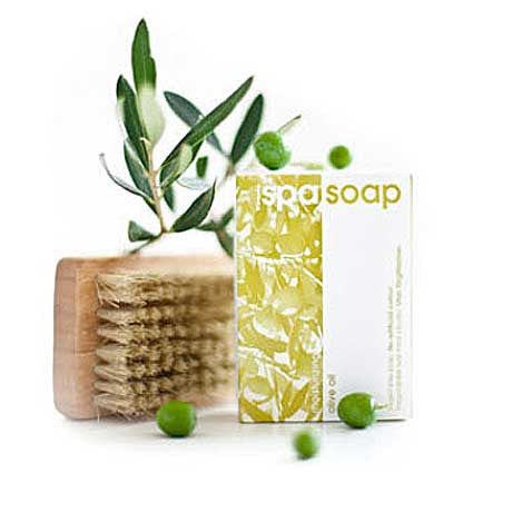Picture of Victoria Spa Soap Olive 100g