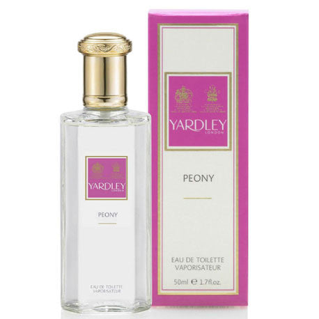 Picture of Yardley London Peony Eau de Toilette 125ml Natural Spray