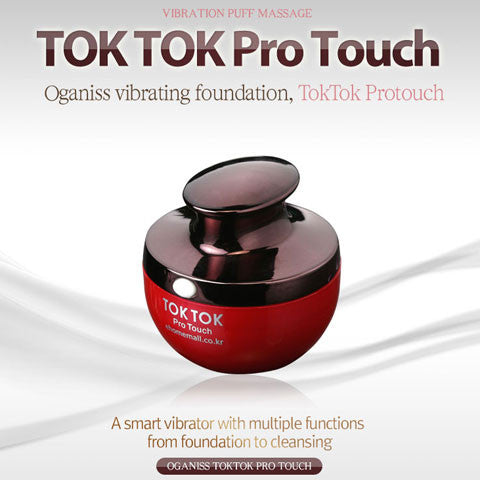 Picture of TokTok Pro Touch - Multifunctional Vibrating Cosmetic Tool