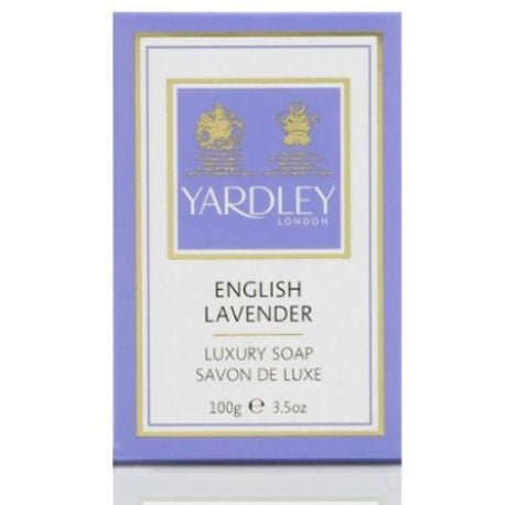 Picture of Yardley London English Lavender Soaps 3x100g