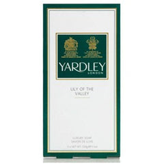 Yardley London Lily of the Valley Soaps 3 x 100g
