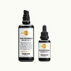 Hudson Made Grange Collection - Field Calendula Nourishing Body Oil and Field Botanical Balancing Face Oil Duo.