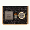 Hudson Made Barber Box Set Includes 1 each of the Cedar Clove Beard and Shave Soap, Beard and Shave Oil, and All-Purpose Body Balm. Ships in Gift box and Sealed with Branded Sticker.