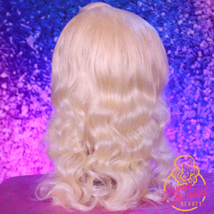 MANSFIELD BLONDE IN STYLE BOMBSHELL