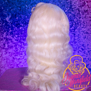MANSFIELD BLONDE 30 INCHES IN STYLE SPARKLE! SPARKLE! SPARKLE!