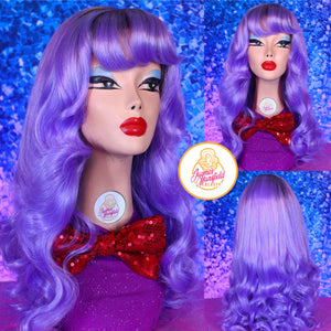 LAVENDER BLISS (HARD FRONT WIG)