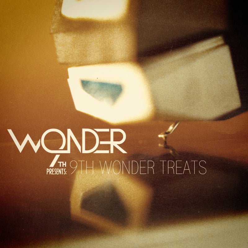 The Official 9th Wonder Drum Kit - 9th Wonder Treats (Digital Download)