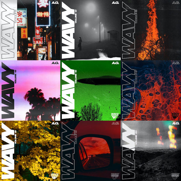 A.G. Wavy Sample Pack Bundle 2