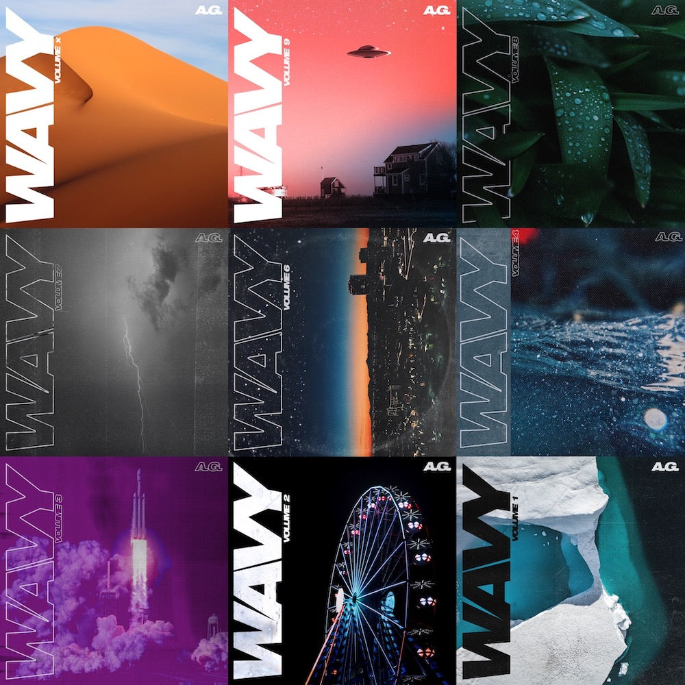 A.G. Wavy Sample Pack Bundle
