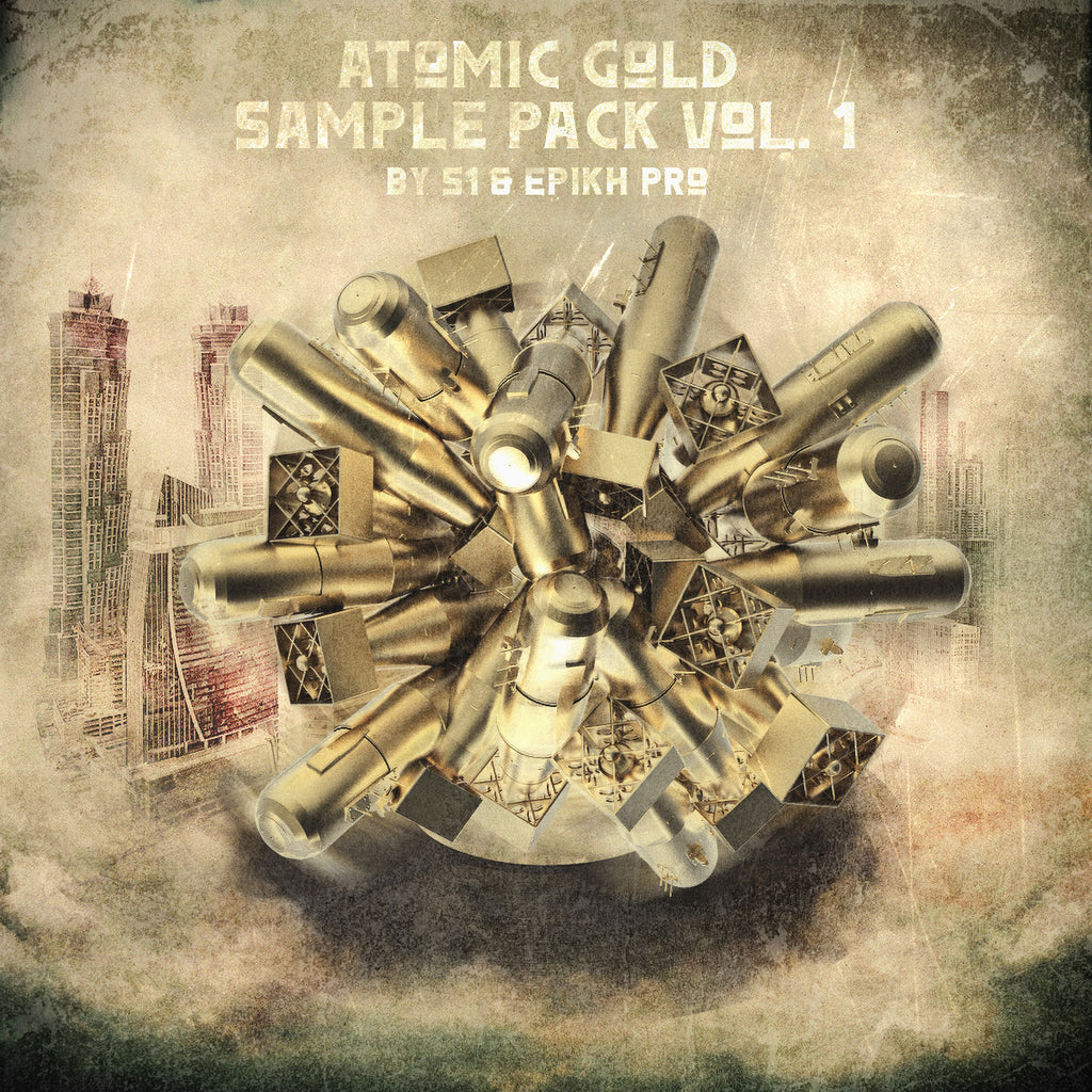 S1 Presents - Atomic Gold Sample Pack (Digital Download)