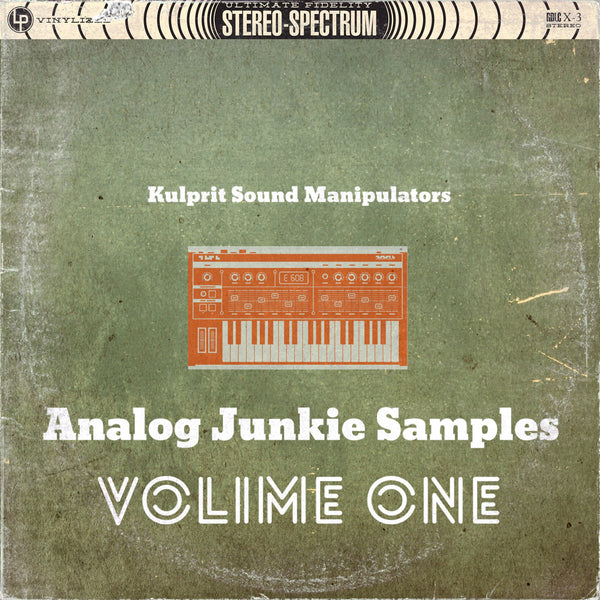 !llmind - Analog Junkie Samples Vol. 1