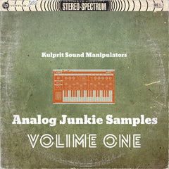 Kulprit Sound Manipulators - Analog Junkie Samples Vol. 1 (Digital Download)