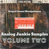 !llmind  - Analog Junkie Samples Vol. 2 (Sample Pack)