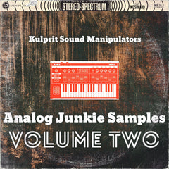 Kulprit Sound Manipulators - Analog Junkie Samples Vol. 2 (Digital Download)