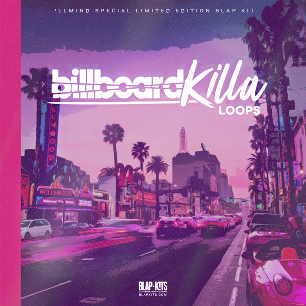 !llmind - Billboard Killa Sample Pack