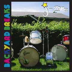 J-Zone - Backyard Breaks (Digital Download)
