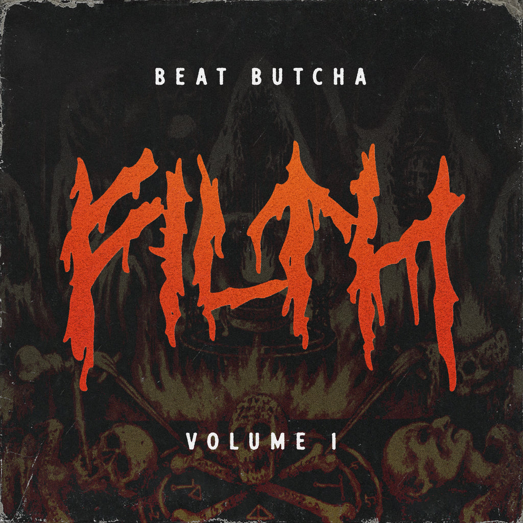 Beat Butcha - Filth Vol. 1 Drum Kit