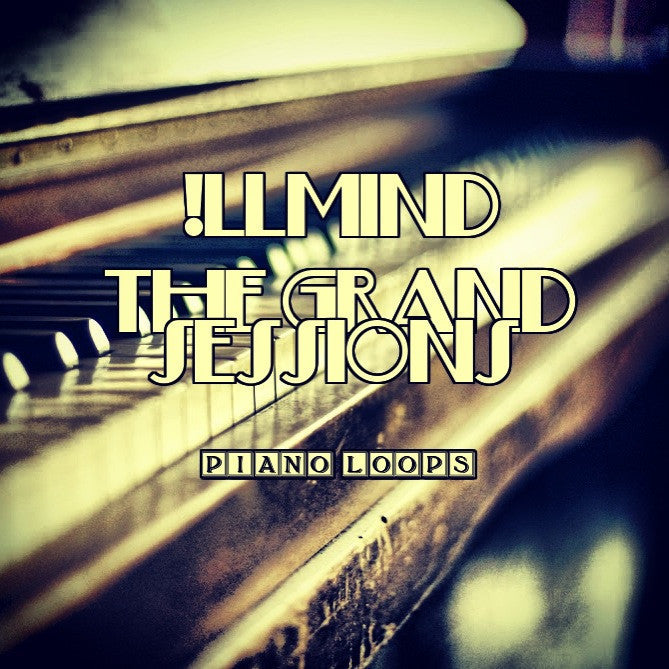 !llmind - The Grand Sessions Piano Loops