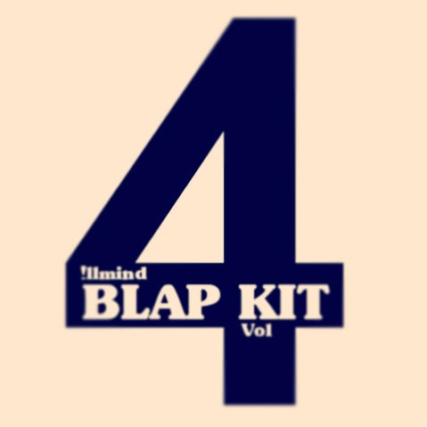 Illmind Blap Kit Vol. 4 (Digital Download)