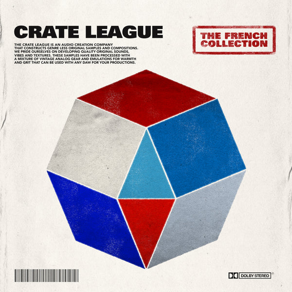 The Crate League - The French Collection
