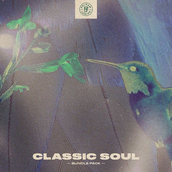 Pelham & Junior - Classic Soul Bundle