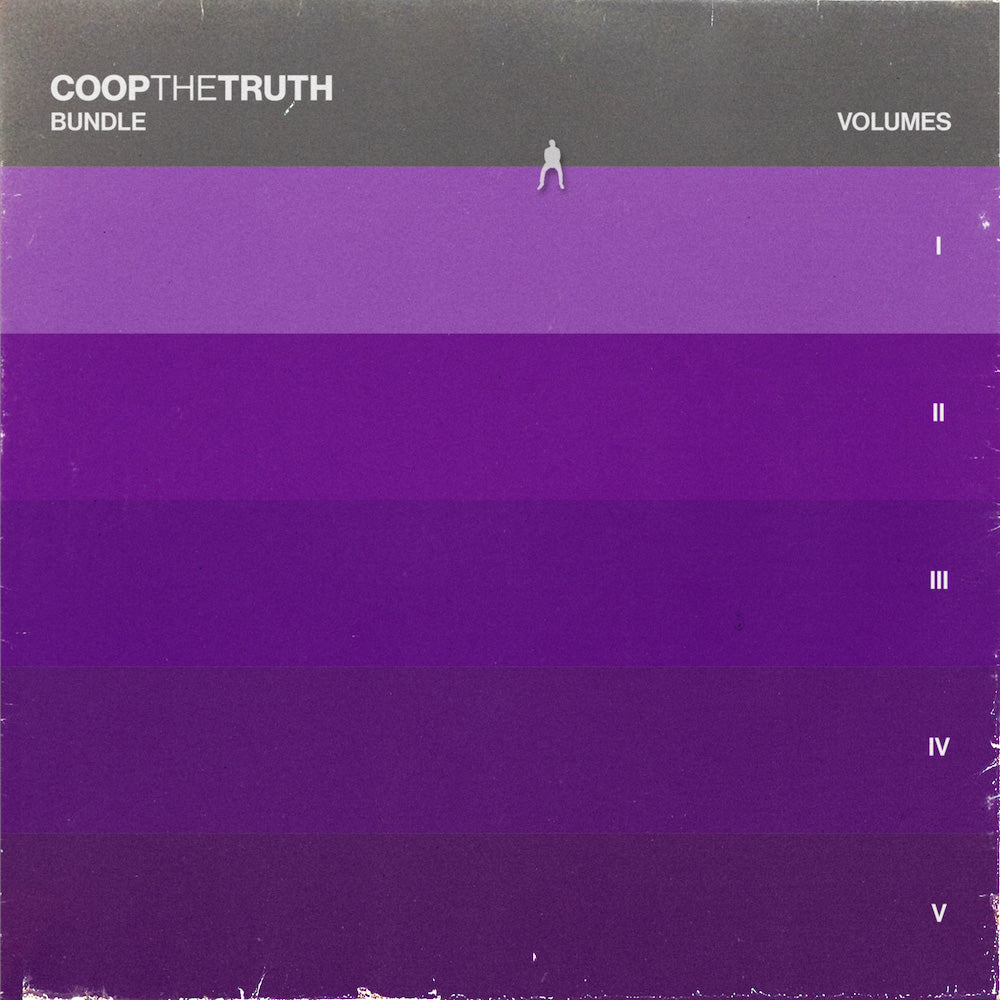 Coop The Truth - Volumes 1-5 Bundle