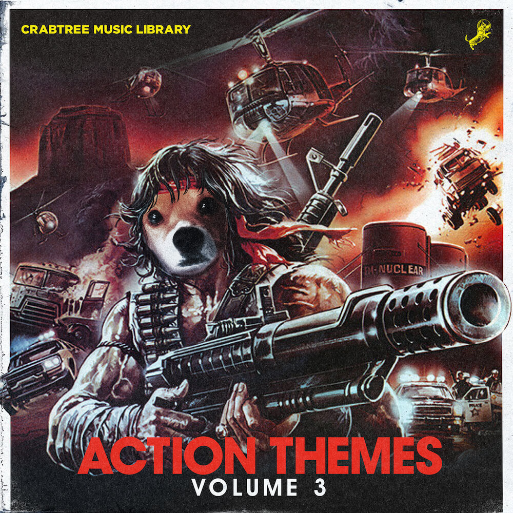 Crabtree Music Library - Action Themes Vol. 3