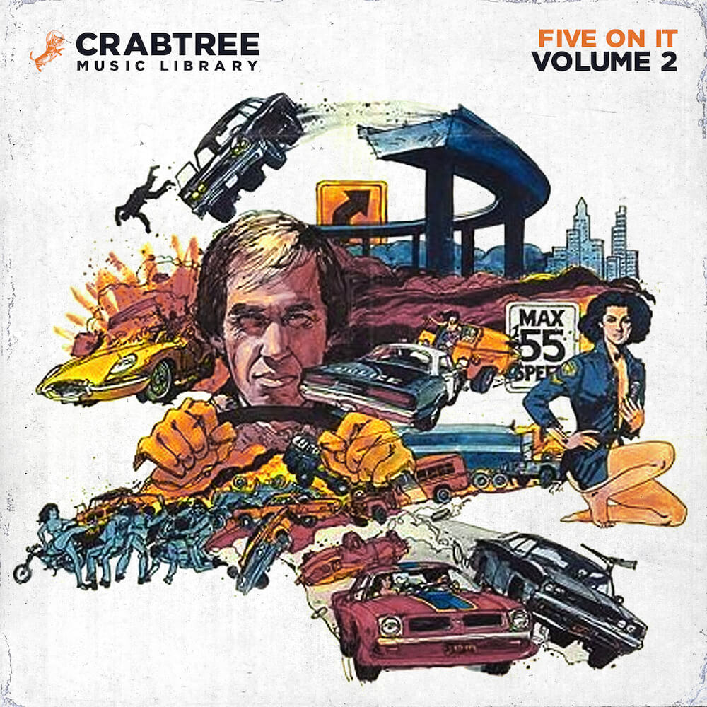 Crabtree Music Library - Five On It Vol. 2
