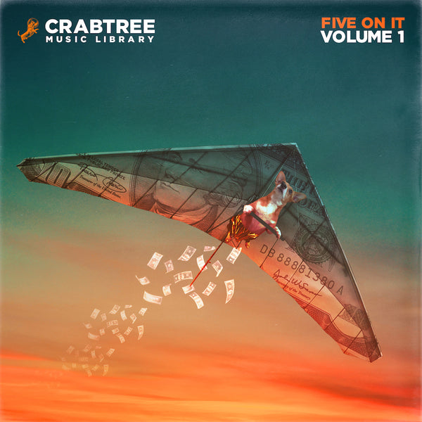 Crabtree Music Library - Five On It Vol. 1