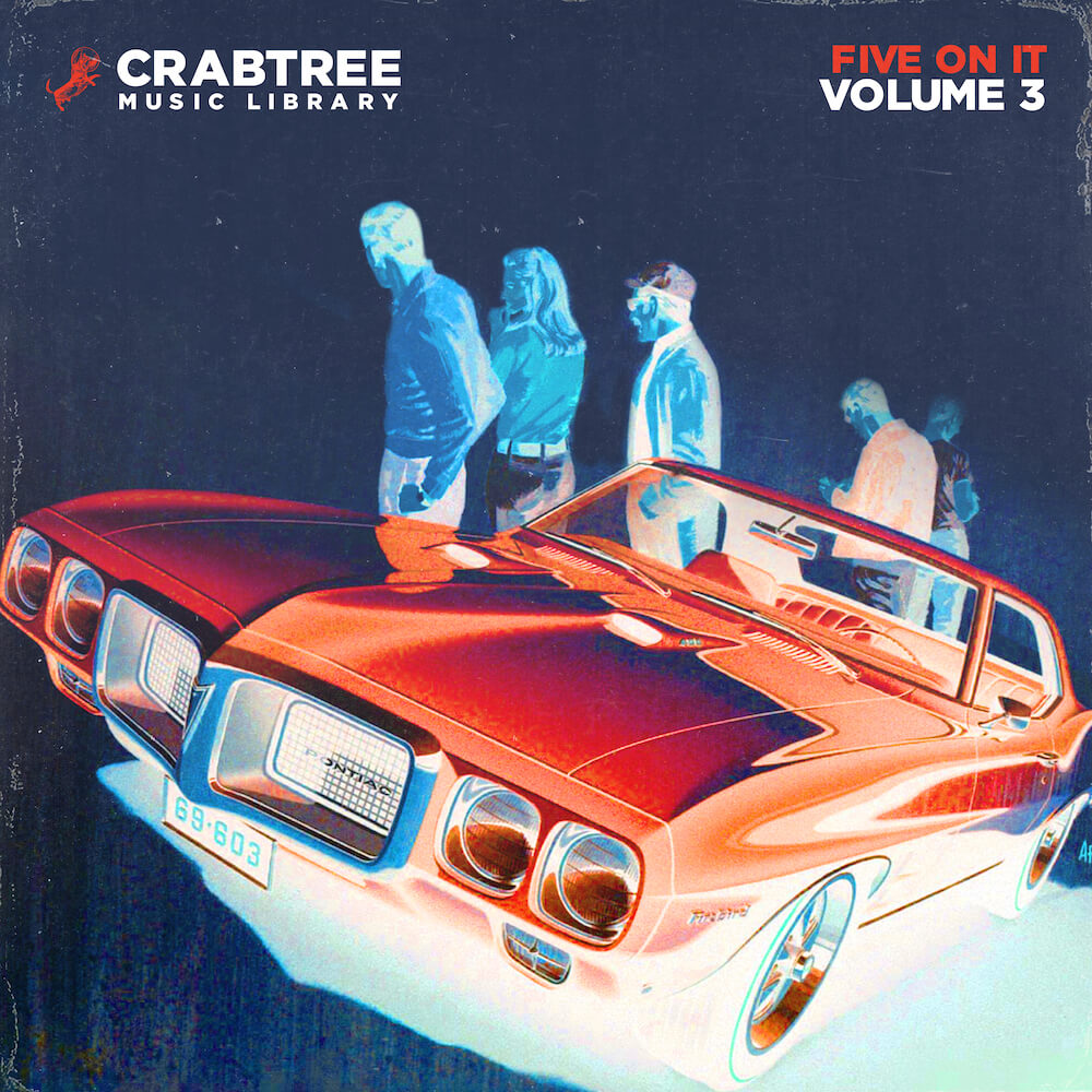 Crabtree Music Library - Five On It Vol. 3