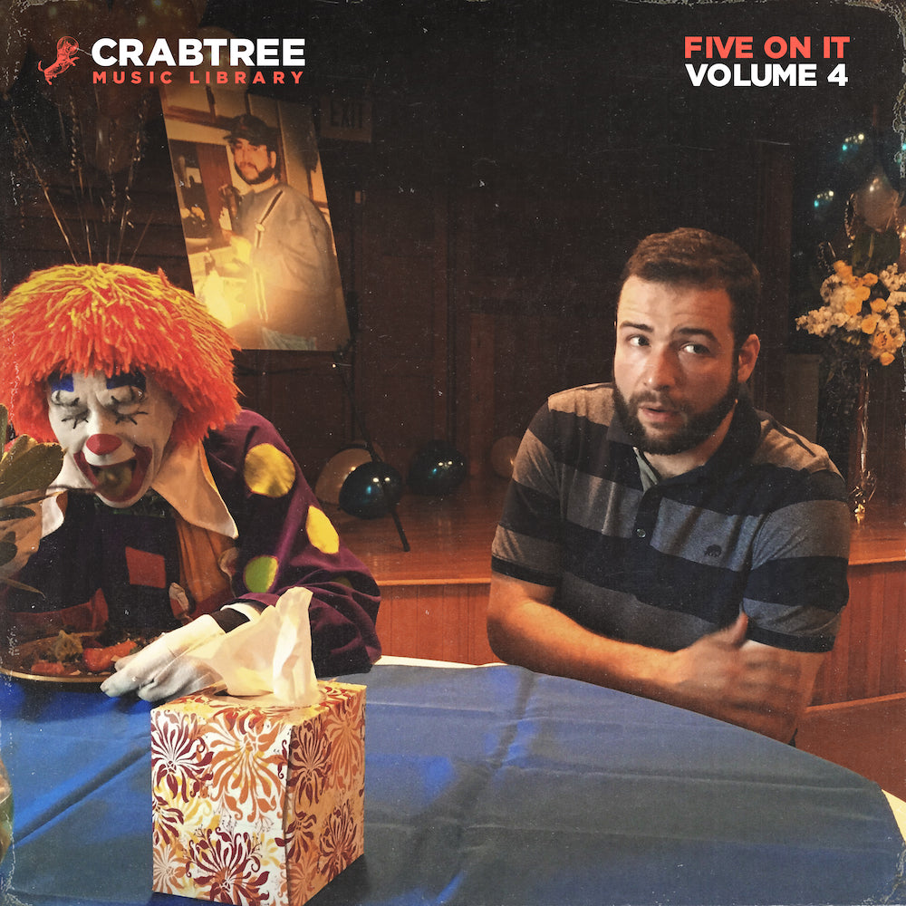 Crabtree Music Library - Five On It Vol. 4