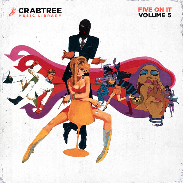 Crabtree Music Library - Five On It Vol. 5