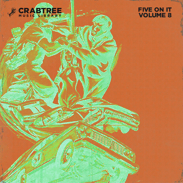 Crabtree Music Library - Five On It Vol. 8