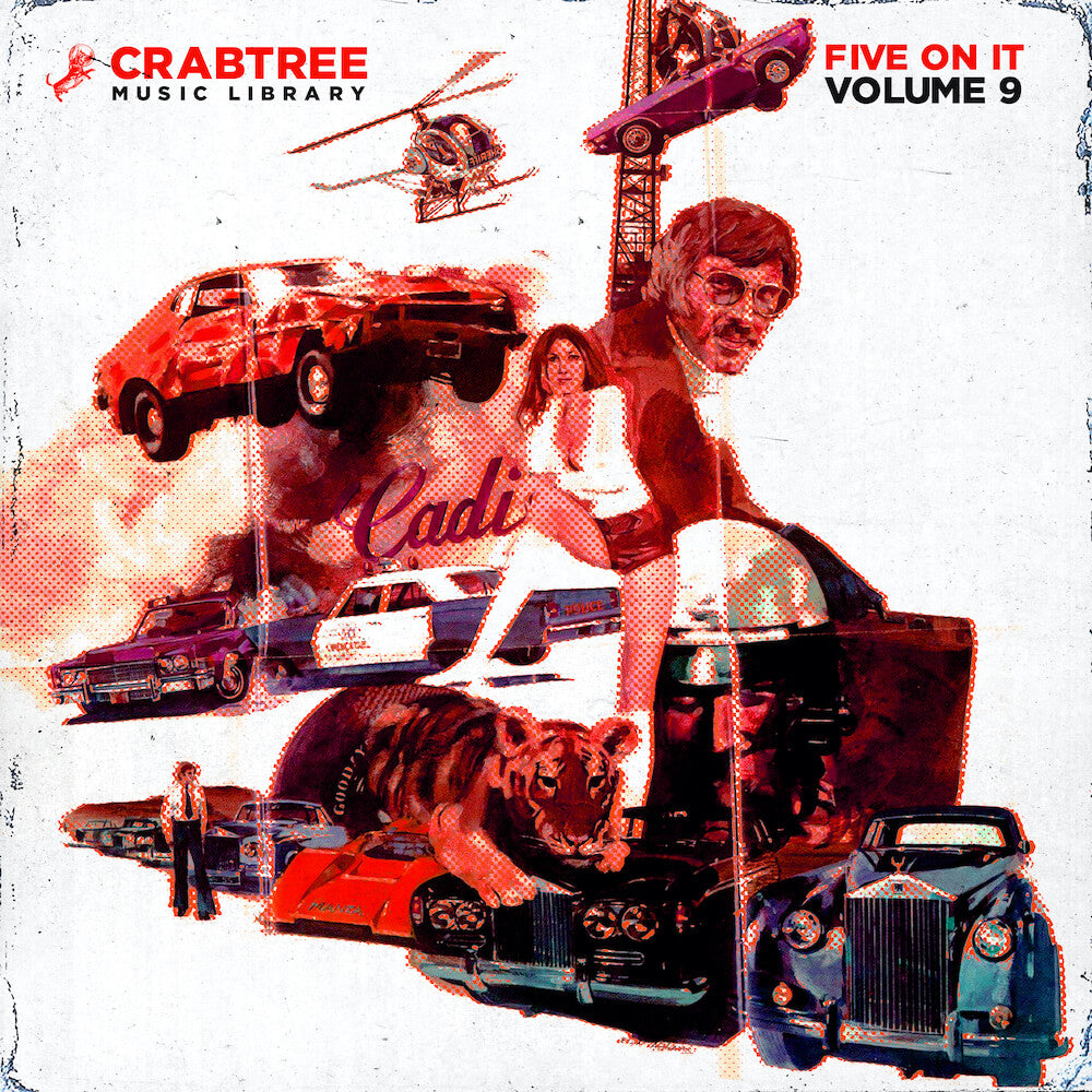 Crabtree Music Library - Five On It Vol. 9